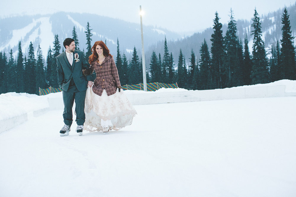 Sun peaks wedding photographer Angela Hubbard photography